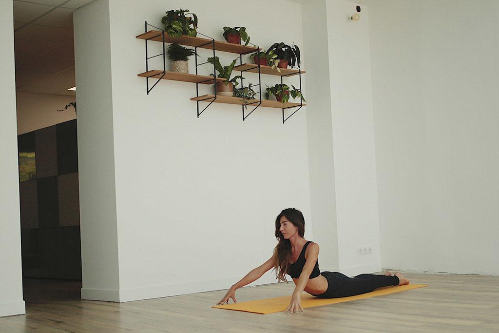 formation studio de yoga